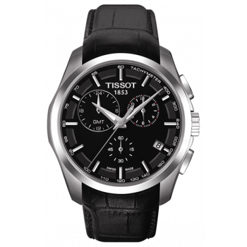 Часы Tissot Couturier Quartz GMT T035.439.16.051.00