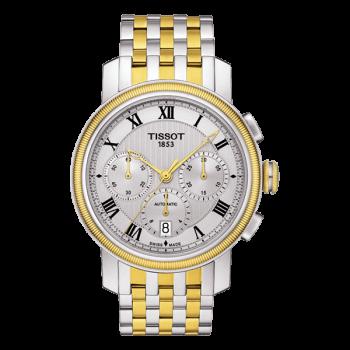 Часы Tissot Bridgeport Automatic Chronograph Valjoux T097.427.22.033.00