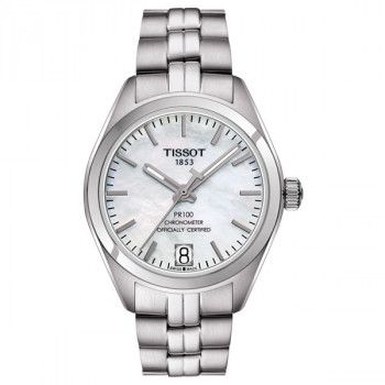 Часы Tissot Pr 100 Powermatic 80 Lady COSC T101.208.11.111.00
