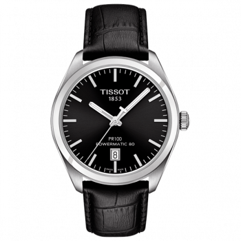 Часы Tissot PR 100 Powermatic 80 T101.407.16.051.00