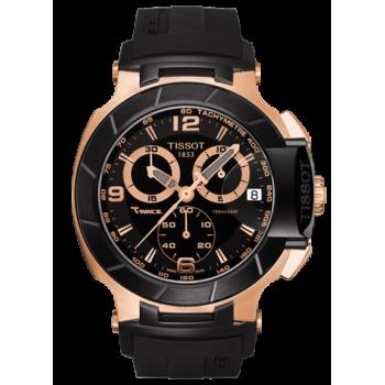 Часы Tissot T-Race Quartz Chronograph T048.417.27.057.06