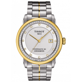 Часы Tissot Luxury Automatic COSC T086.408.22.036.00