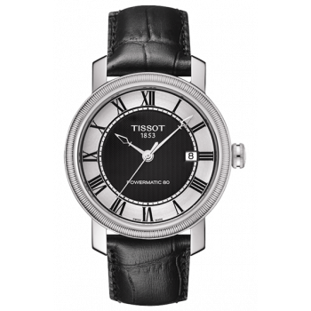 Часы Tissot Bridgeport Powermatic 80 Gent T097.407.16.053.00