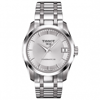 Часы Tissot Couturier Powermatic 80 Lady T035.207.11.031.00
