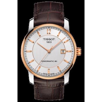 Часы Tissot Titanium Automatic T087.407.56.037.00