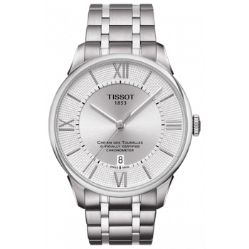 Часы Tissot Chemin Des Tourelles Powermatic 80 Cosc T099.408.11.038.00