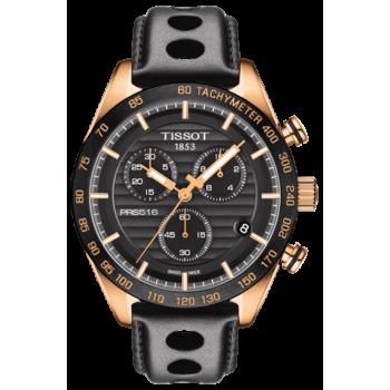 Часы Tissot PRS 516 Quartz Chronograph T100.417.36.051.00