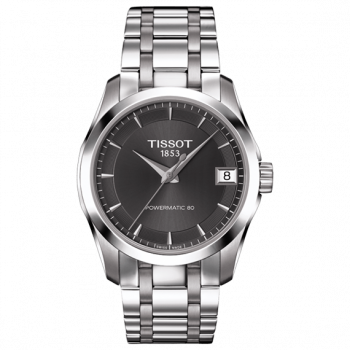 Часы Tissot Couturier Powermatic 80 Lady T035.207.11.061.00