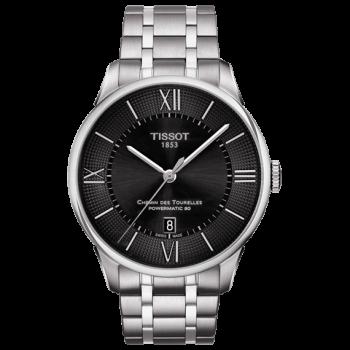 Часы Tissot Chemin Des Tourelles Powermatic 80 T099.407.11.058.00