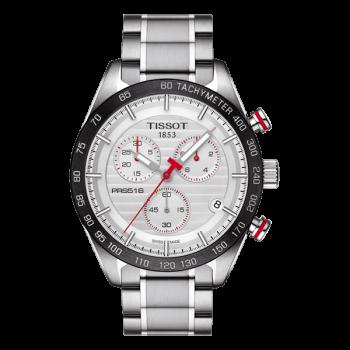 Часы Tissot PRS 516 Chronograph T100.417.11.031.00