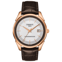 Часы Tissot Vintage Powermatic 80 18k Gold T920.407.76.031.00