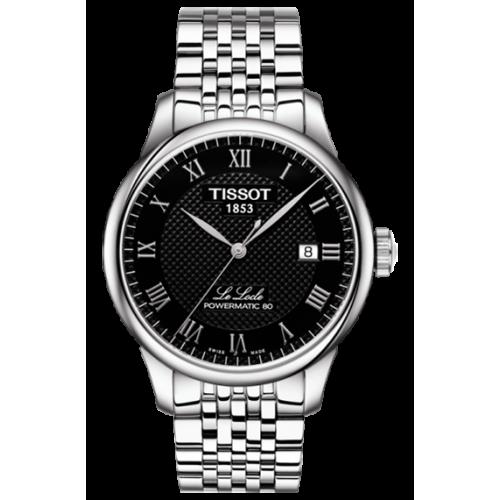 Часы Tissot Le Locle Automatic 80 T006.407.11.053.00