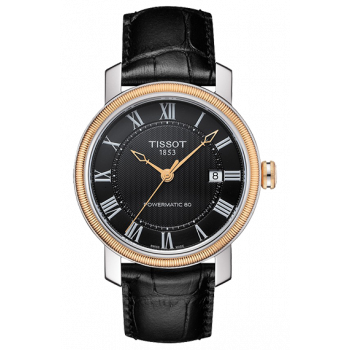 Часы Tissot Bridgeport Powermatic 80 Gent T097.407.26.053.00