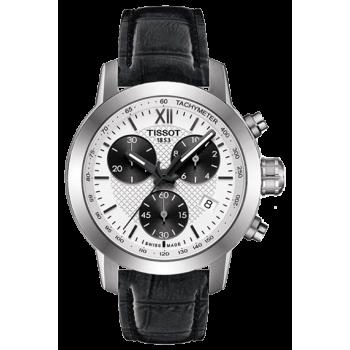 Часы Tissot PRC 200 Fencing Quartz Chronograph Lady T055.217.16.038.00