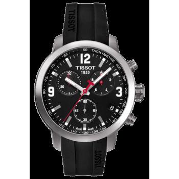 Часы Tissot PRC 200 Quartz Chronograph T055.417.17.057.00