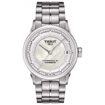 Часы Tissot Luxury Automatic COSC T086.208.11.116.00