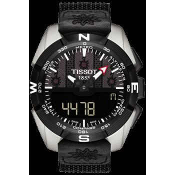 Часы Tissot T-Touch Expert Solar Fete Lutte Suisse T091.420.46.051.02