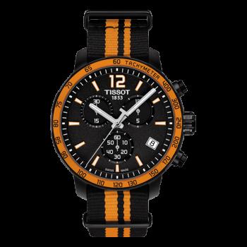 Часы Tissot Quickster Nato Chronograph T095.417.37.057.00