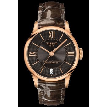 Часы Tissot Chemin Des Tourelles Powermatic 80 Lady T099.207.36.448.00