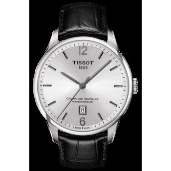 Часы Tissot Chemin Des Tourelles Powermatic 80 T099.407.16.037.00