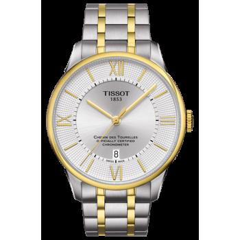 Часы Tissot Chemin Des Tourelles Powermatic 80 COSC T099.408.22.038.00
