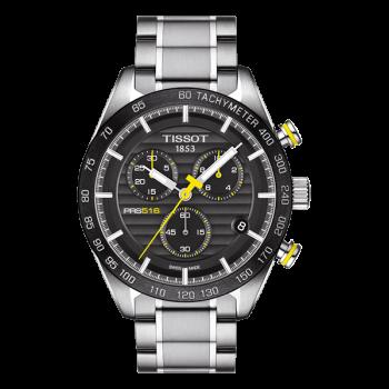 Часы Tissot PRS 516 Chronograph T100.417.11.051.00