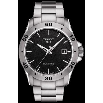 Часы Tissot V8 Swissmatic T106.407.11.051.00