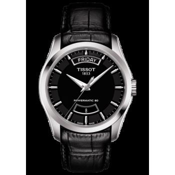 Часы Tissot Couturier Powermatic 80 T035.407.16.051.02