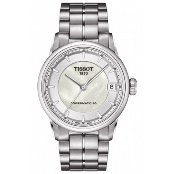 Часы Tissot Luxury Powermatic 80 Lady T086.207.11.111.00