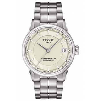 Часы Tissot Luxury Automatic COSC T086.208.11.261.00