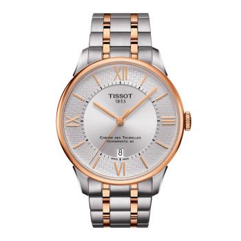 Часы Tissot Chemin Des Tourelles Powermatic 80 Helvetic PRide Special Edition T099.407.22.038.01
