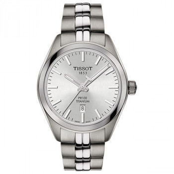 Часы Tissot PR 100 Titanium Quartz Lady T101.210.44.031.00
