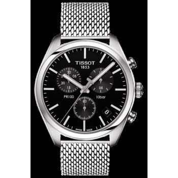 Часы Tissot PR 100 Chronograph T101.417.11.051.01