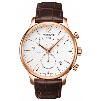 Часы Tissot Tradition Chronograph T063.617.36.037.00