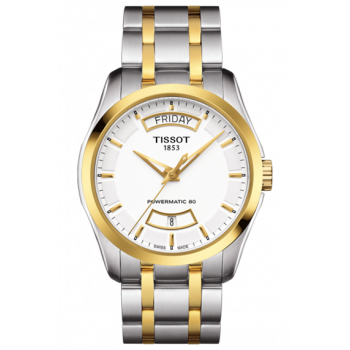Часы Tissot Couturier Powermatic 80 T035.407.22.011.01