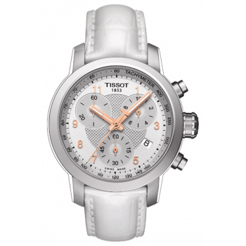 Часы Tissot PRC 200 Quartz Chronograph Lady T055.217.16.032.01