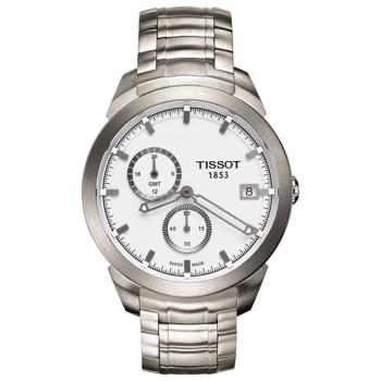Часы TissotTitanium GMT T069.439.44.031.00
