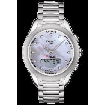 Часы Tissot T-Touch Lady Solar T075.220.11.106.00