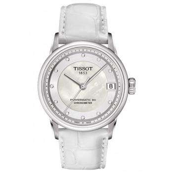 Часы Tissot Luxury Automatic COSC T086.208.16.116.00