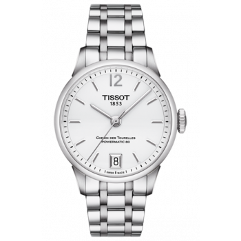 Часы Tissot Chemin Des Tourelles Powermatic 80 Lady T099.207.11.037.00