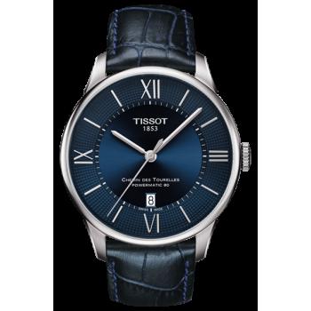 Часы Tissot Chemin Des Tourelles Powermatic 80 T099.407.16.048.00