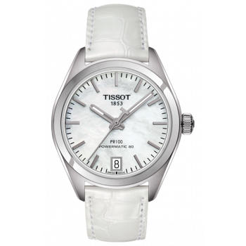 Часы Tissot PR 100 Powermatic 80 Lady T101.207.16.111.00