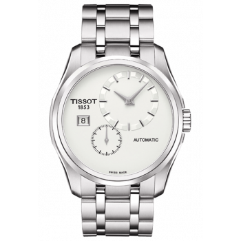 Часы Tissot Couturier Automatic Small Second T035.428.11.031.00
