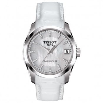 Часы Tissot Couturier Powermatic 80 Lady T035.207.16.116.00