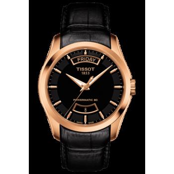 Часы Tissot Couturier Powermatic 80 T035.407.36.051.01