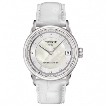 Часы Tissot Luxury Powermatic 80 Lady T086.207.16.116.00