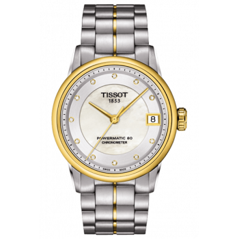 Часы Tissot Luxury Automatic COSC T086.208.22.116.00