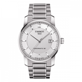 Часы Tissot Titanium Powermatic 80 T087.407.44.037.00
