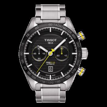 Часы Tissot PRS 516 Automatic Chronograph T100.427.11.051.00