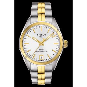 Часы Tissot PR 100 Powermatic 80 Lady T101.207.22.031.00